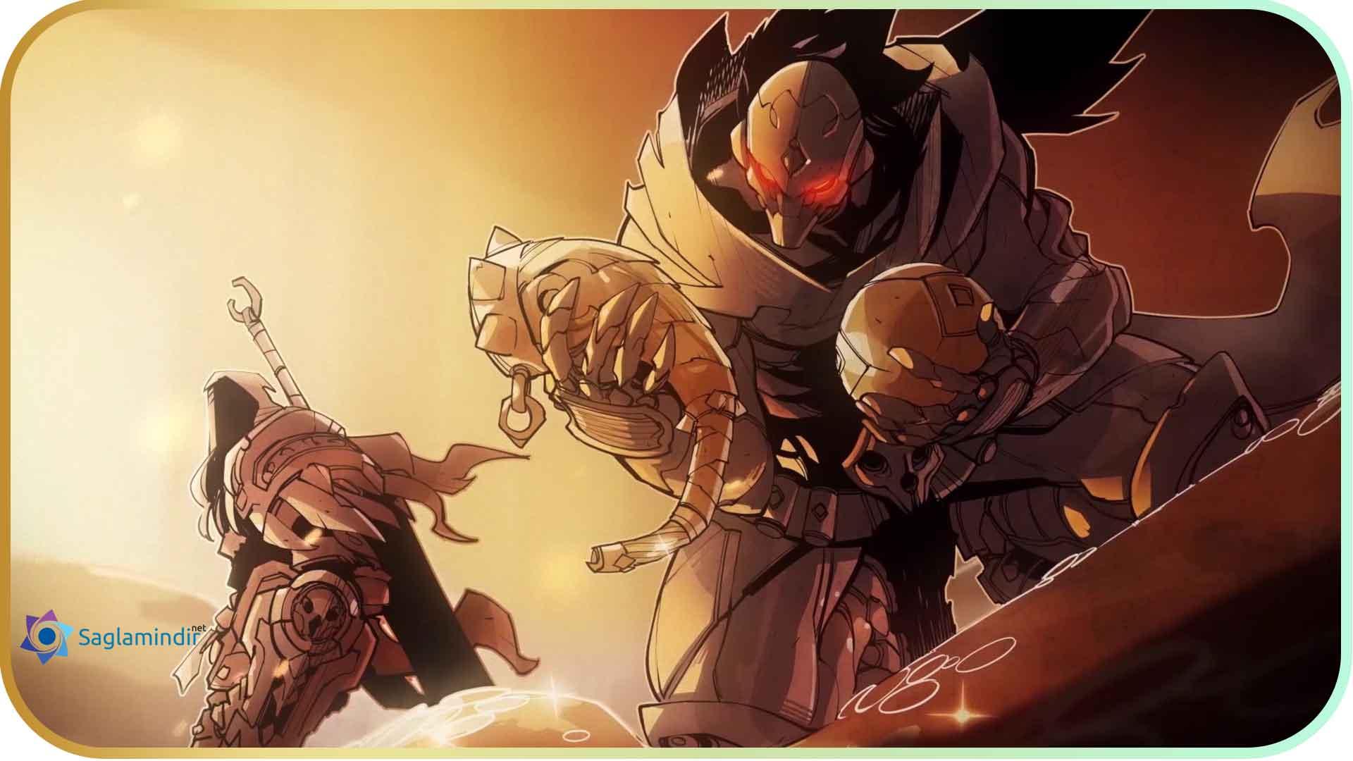 Darksiders Genesis saglamindir