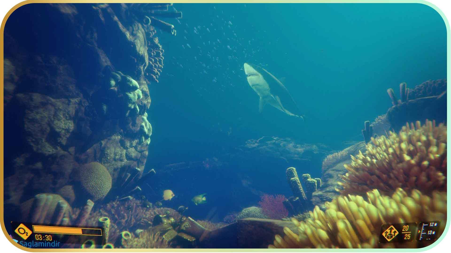 Deep Diving Simulator torrent indir