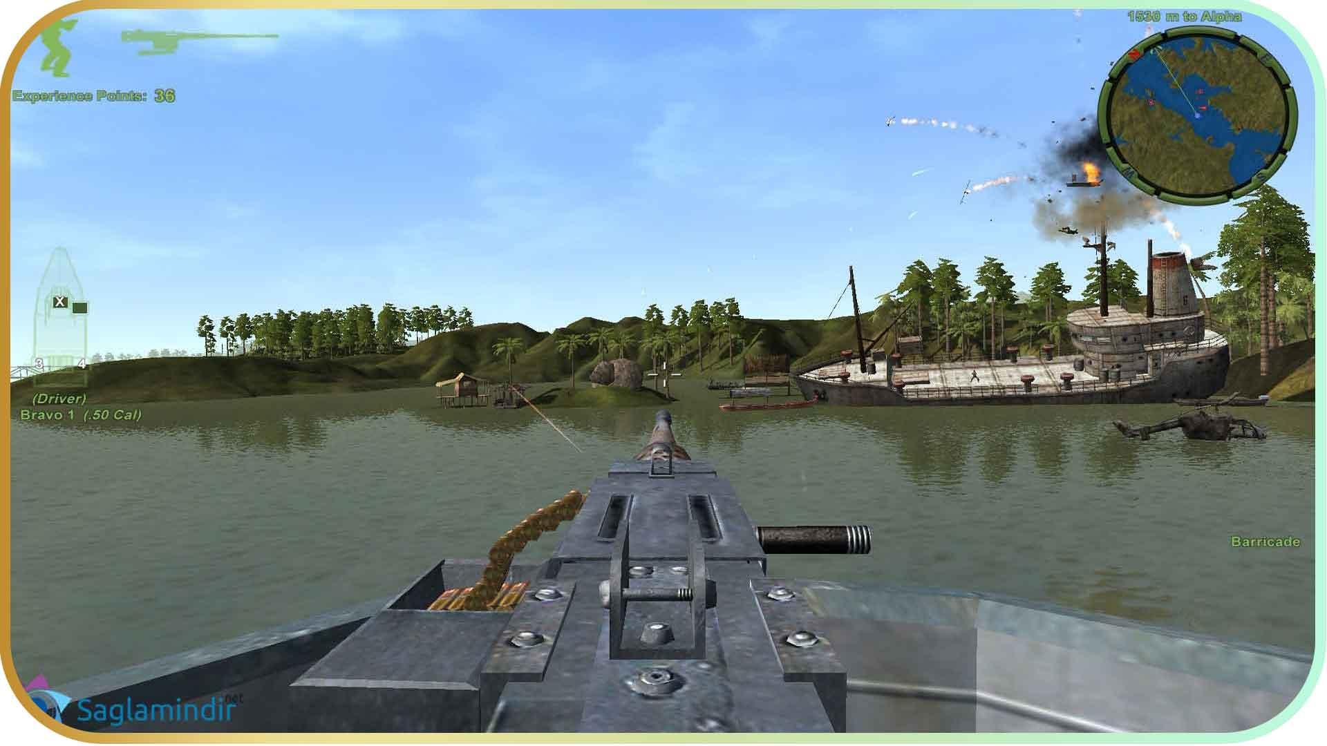 Delta Force 2 saglamindir