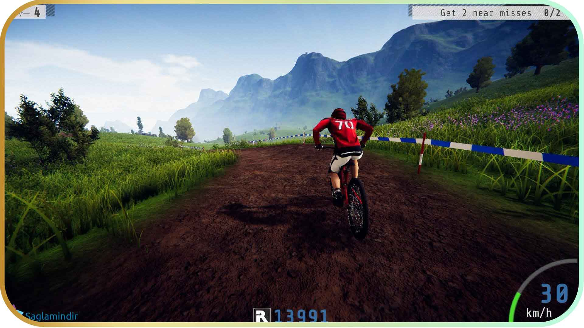 Descenders full indir