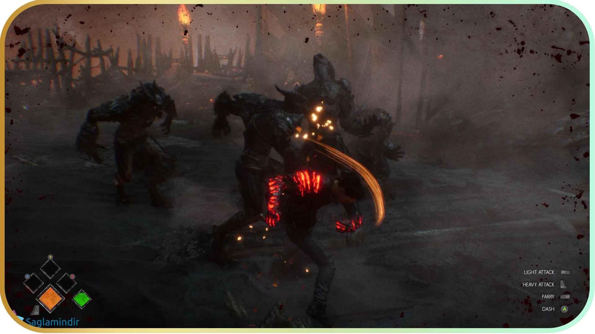 Devil's Hunt torrent indir