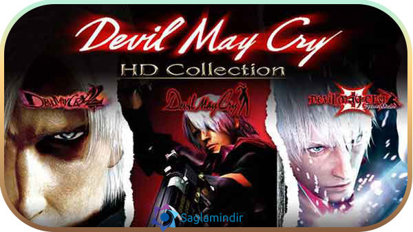 Devil May Cry HD Collection indir