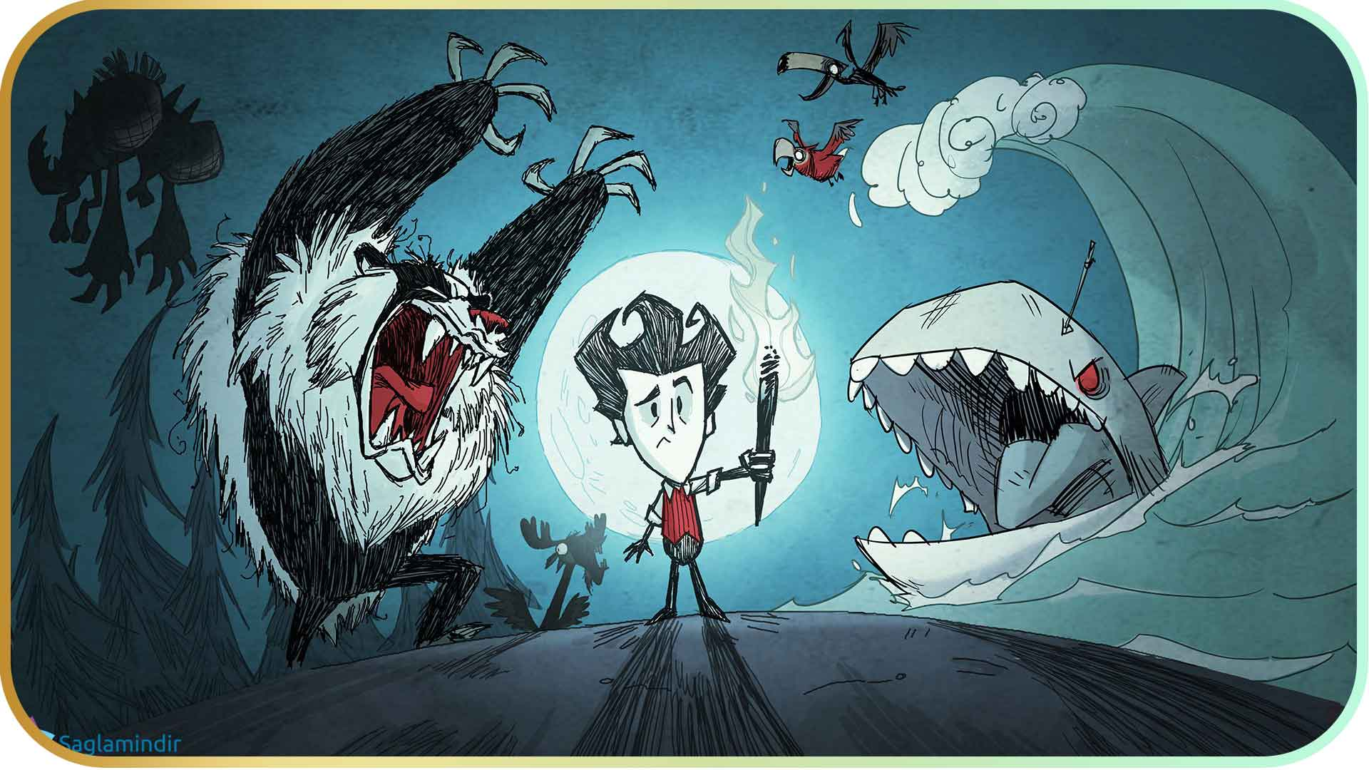 Don't Starve Shipwrecked full indir