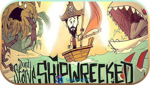 Don't Starve Shipwrecked indir