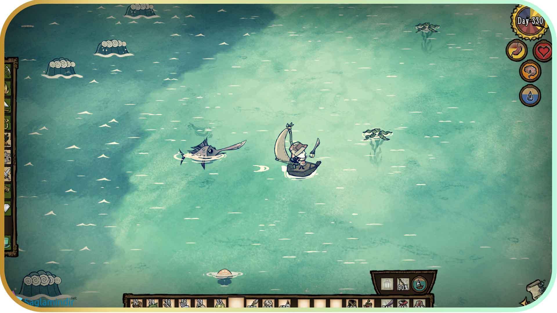 Don't Starve Shipwrecked saglamindir