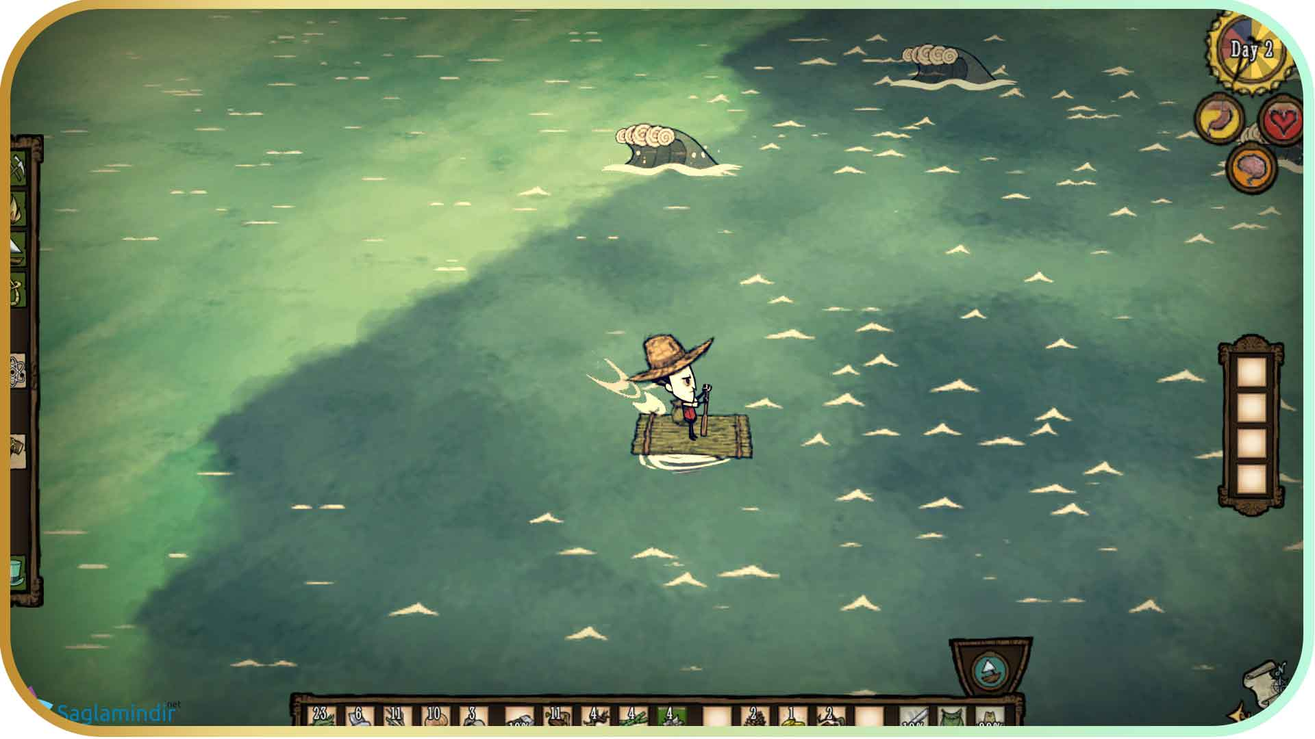 Don't Starve Shipwrecked torrent indir