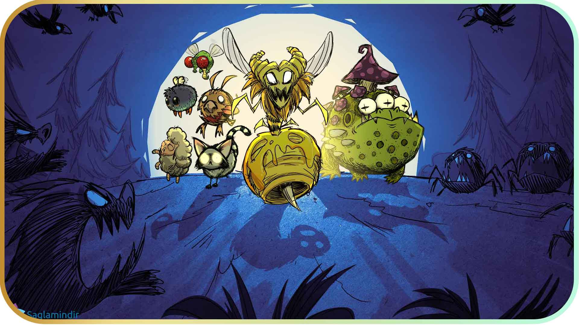 Don't Starve Together A New Reign full indir