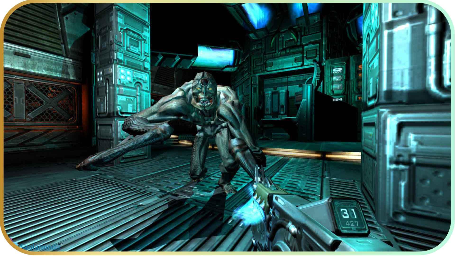 Doom 3 BFG Edition saglamindir