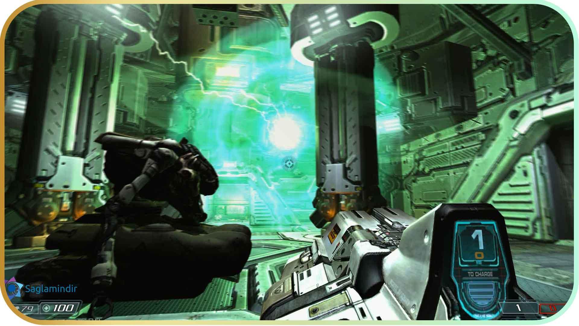 Doom 3 BFG Edition torrent indir