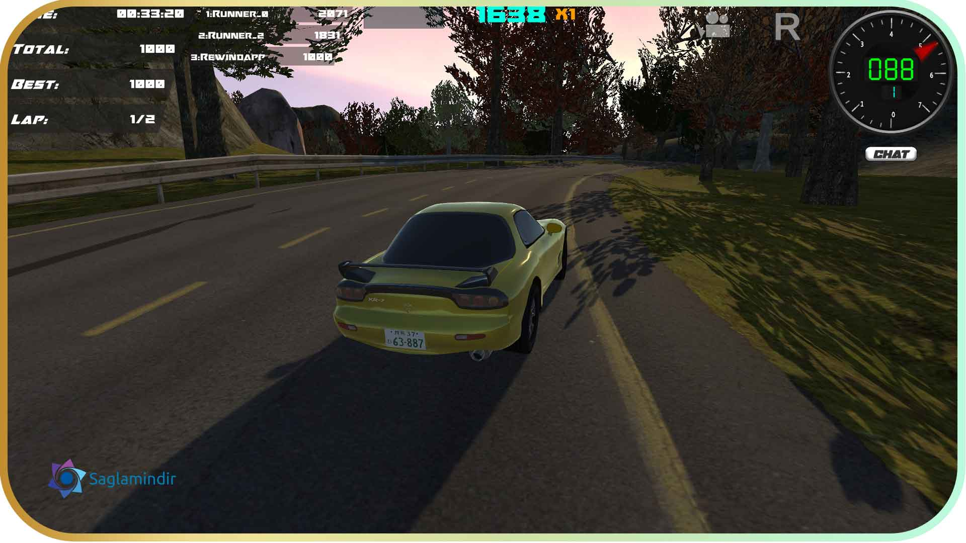 Drift86 torrent indir
