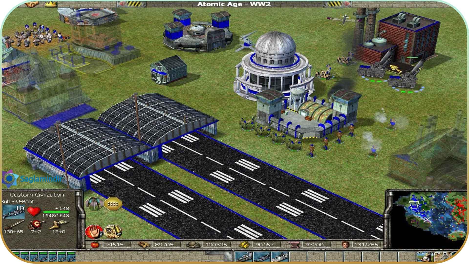 Empire Earth full indir
