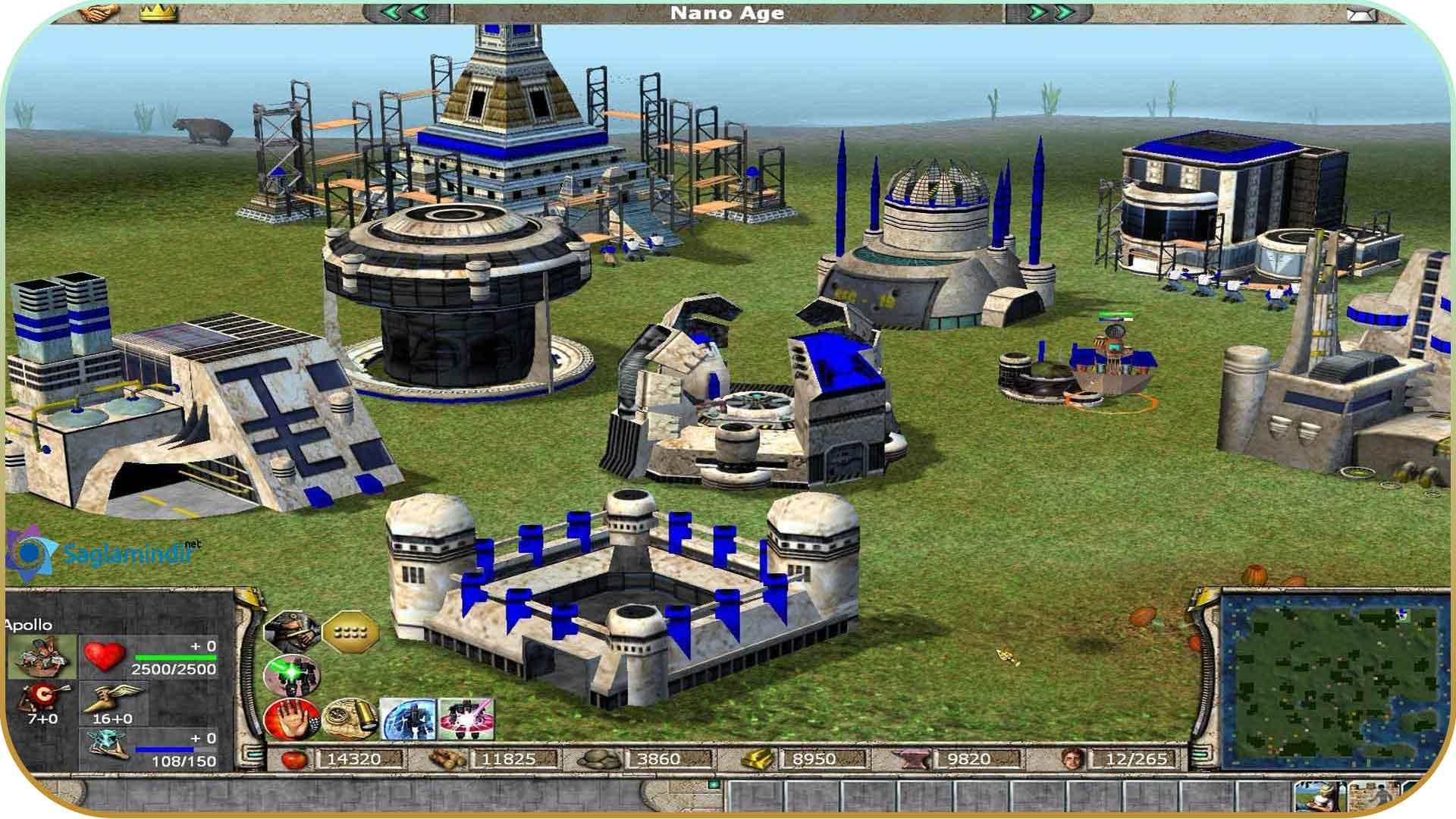Empire Earth torrent indir