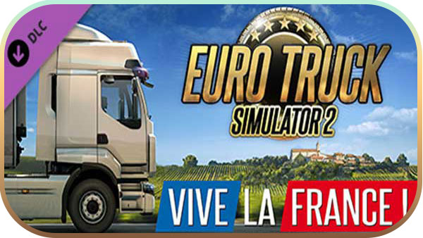 Euro Truck Simulator 2 Vive la France indir
