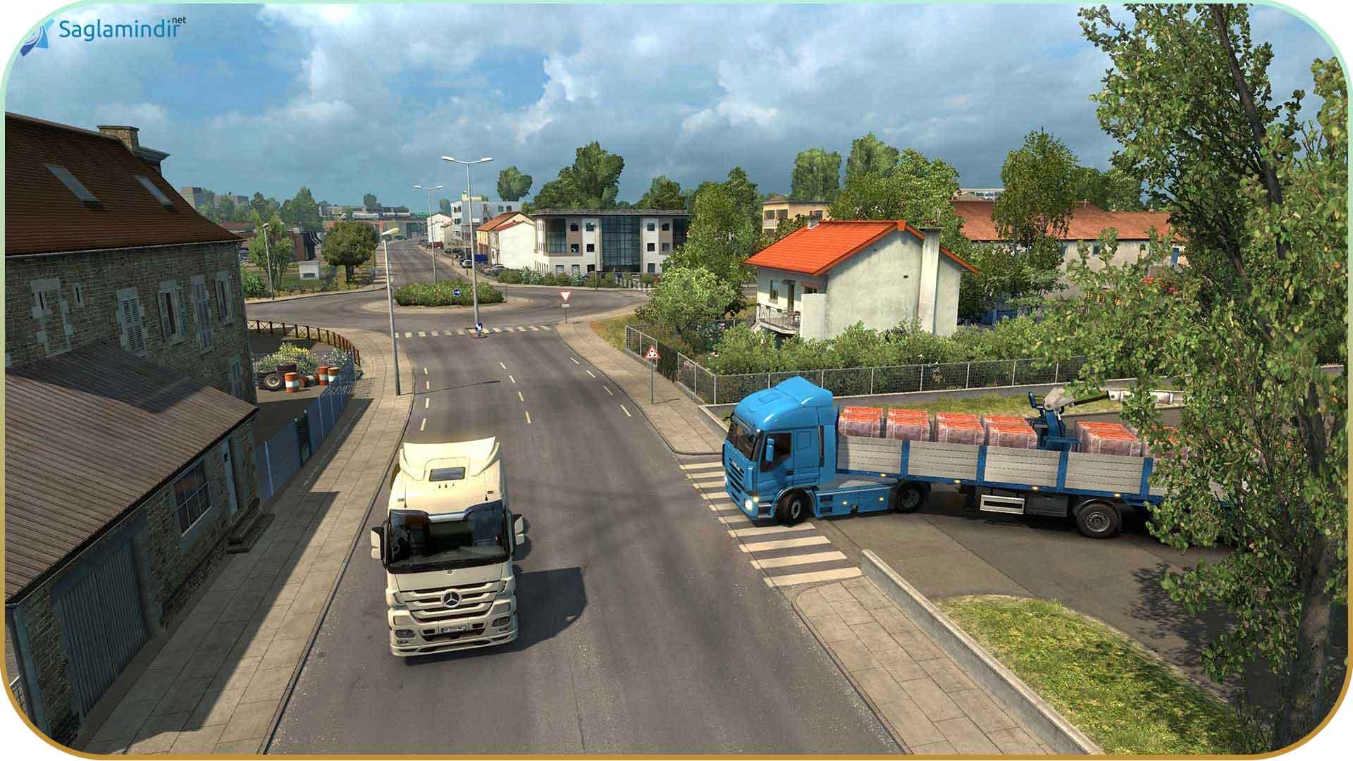 Euro Truck Simulator 2 Vive la France saglamindir