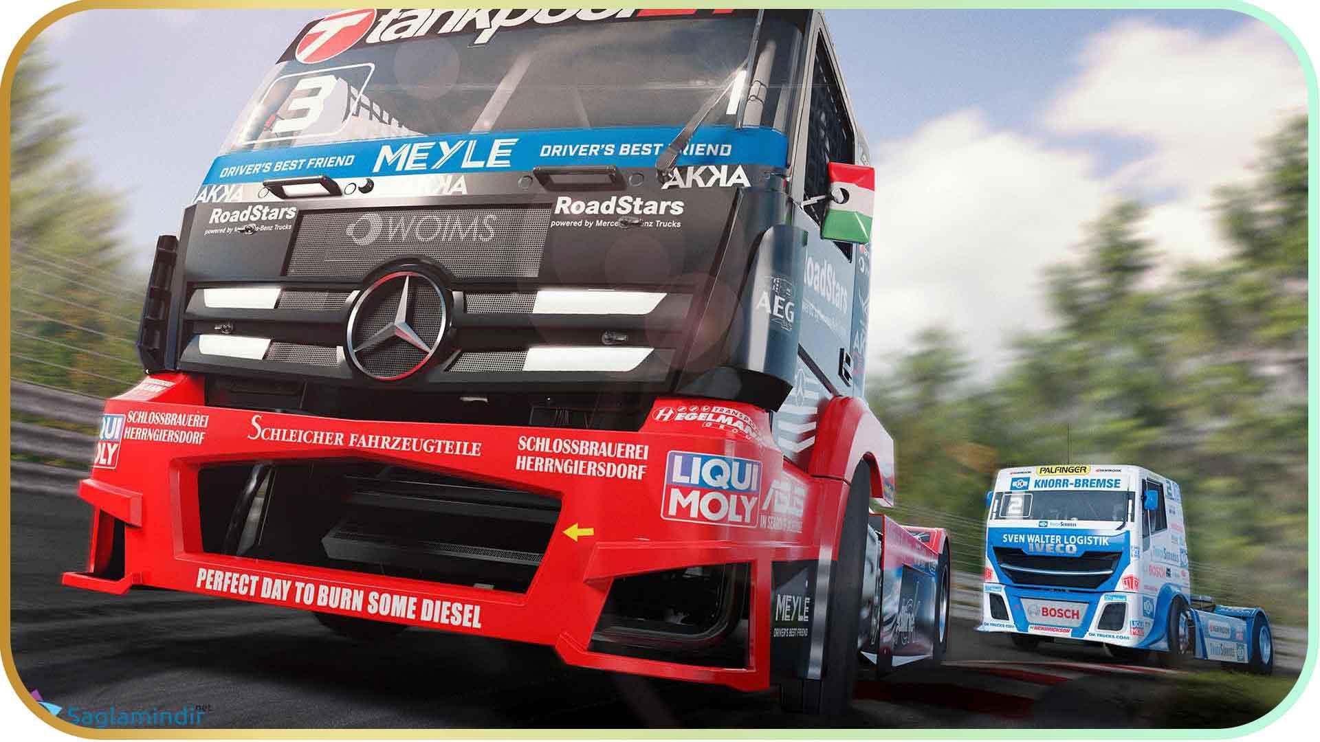 FIA European Truck Racing Championship saglamindir