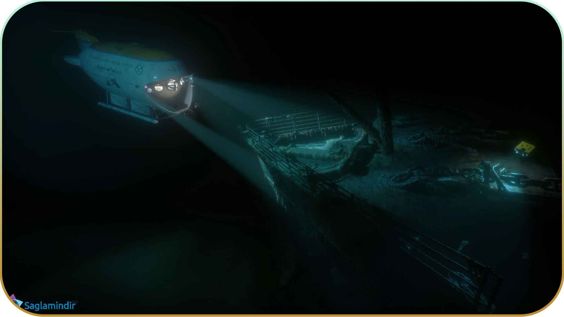 Fall Of The Titanic torrent indir