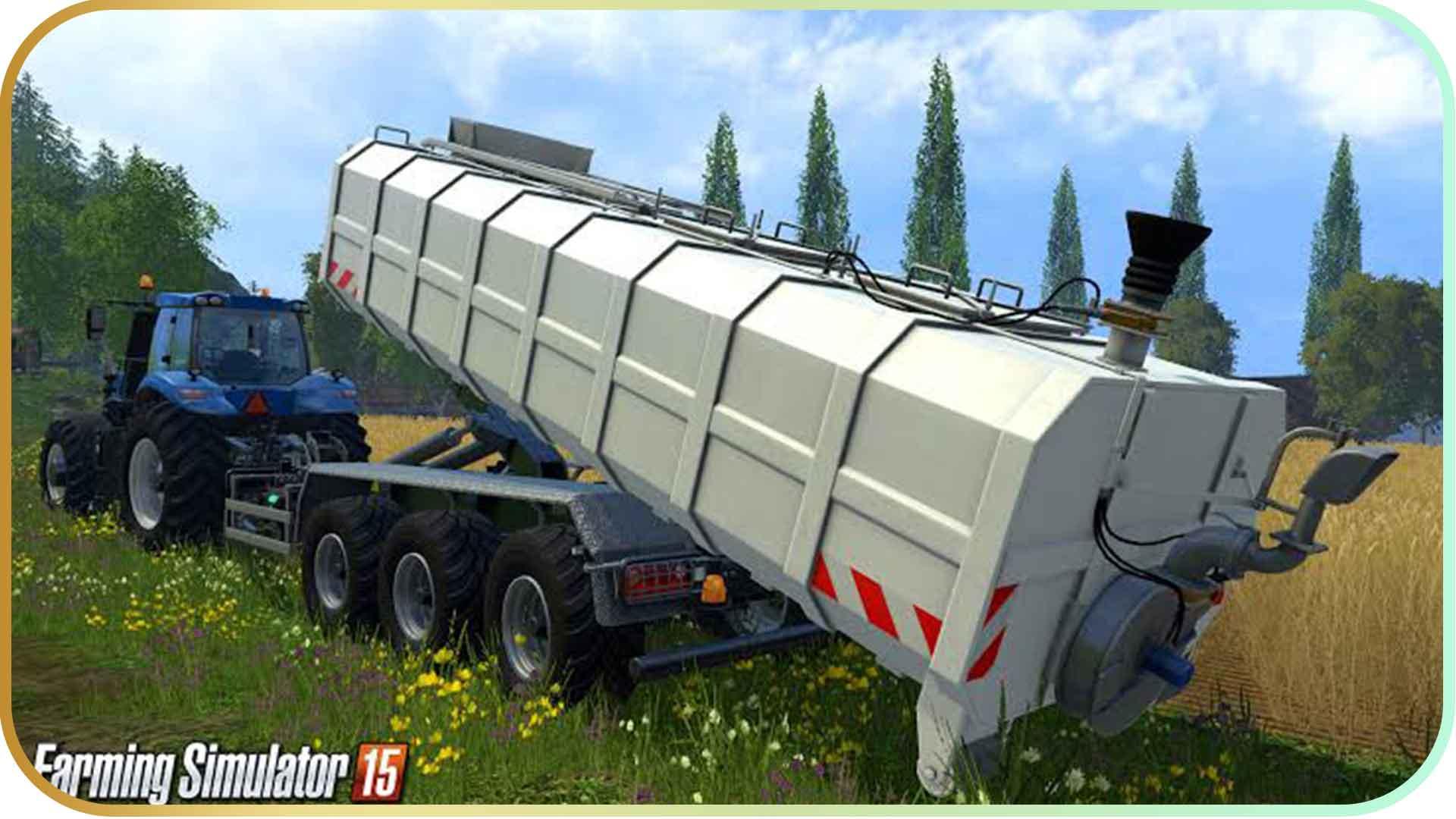 Farming Simulator 15 Holmer saglamindir