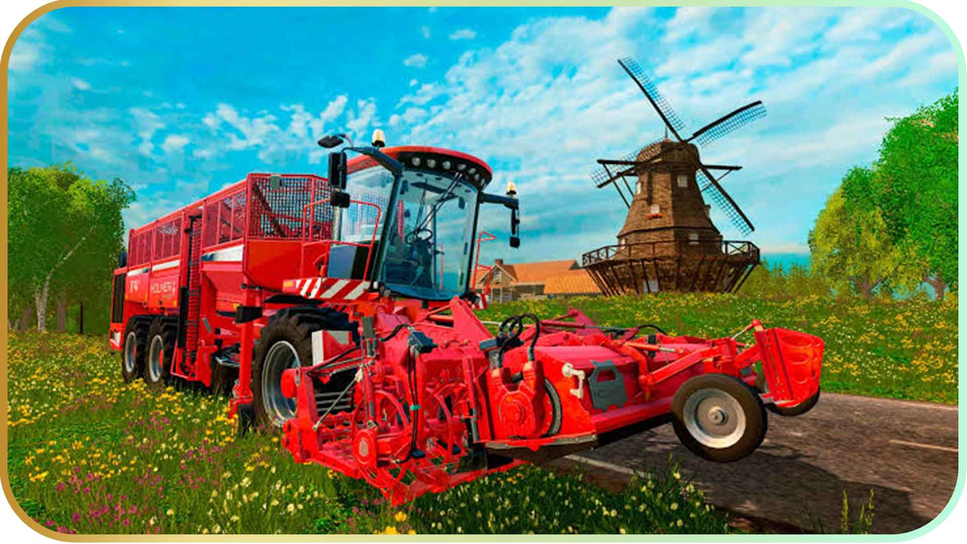 Farming Simulator 15 Holmer torrent indir