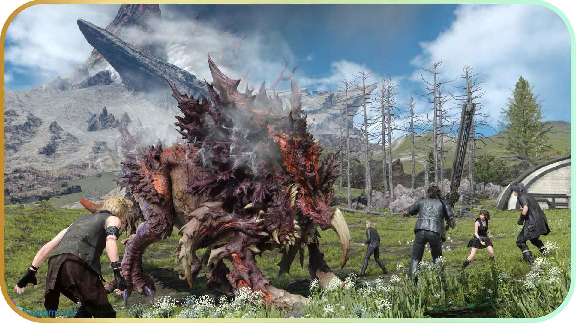 Final Fantasy XV Windows Edition full indir