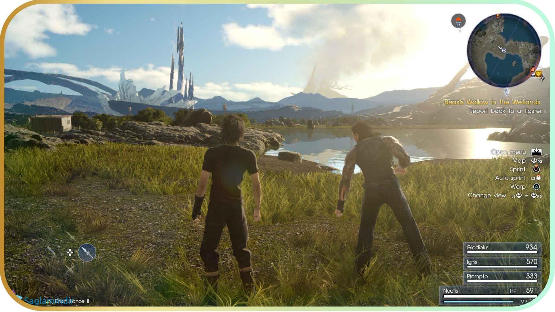 Final Fantasy XV Windows Edition saglamindir