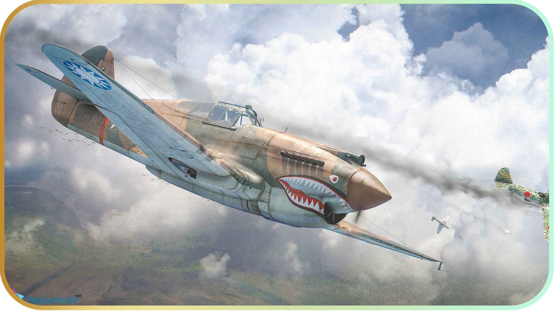 Flying Tigers Shadows Over China full indir