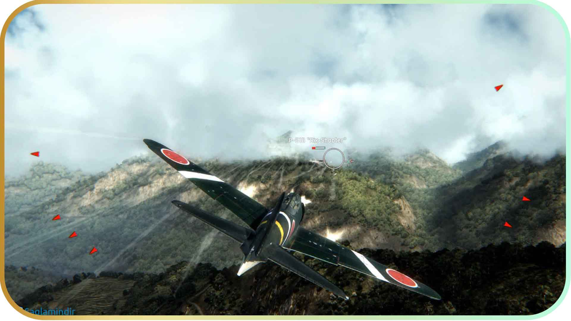 Flying Tigers Shadows Over China torrent indir