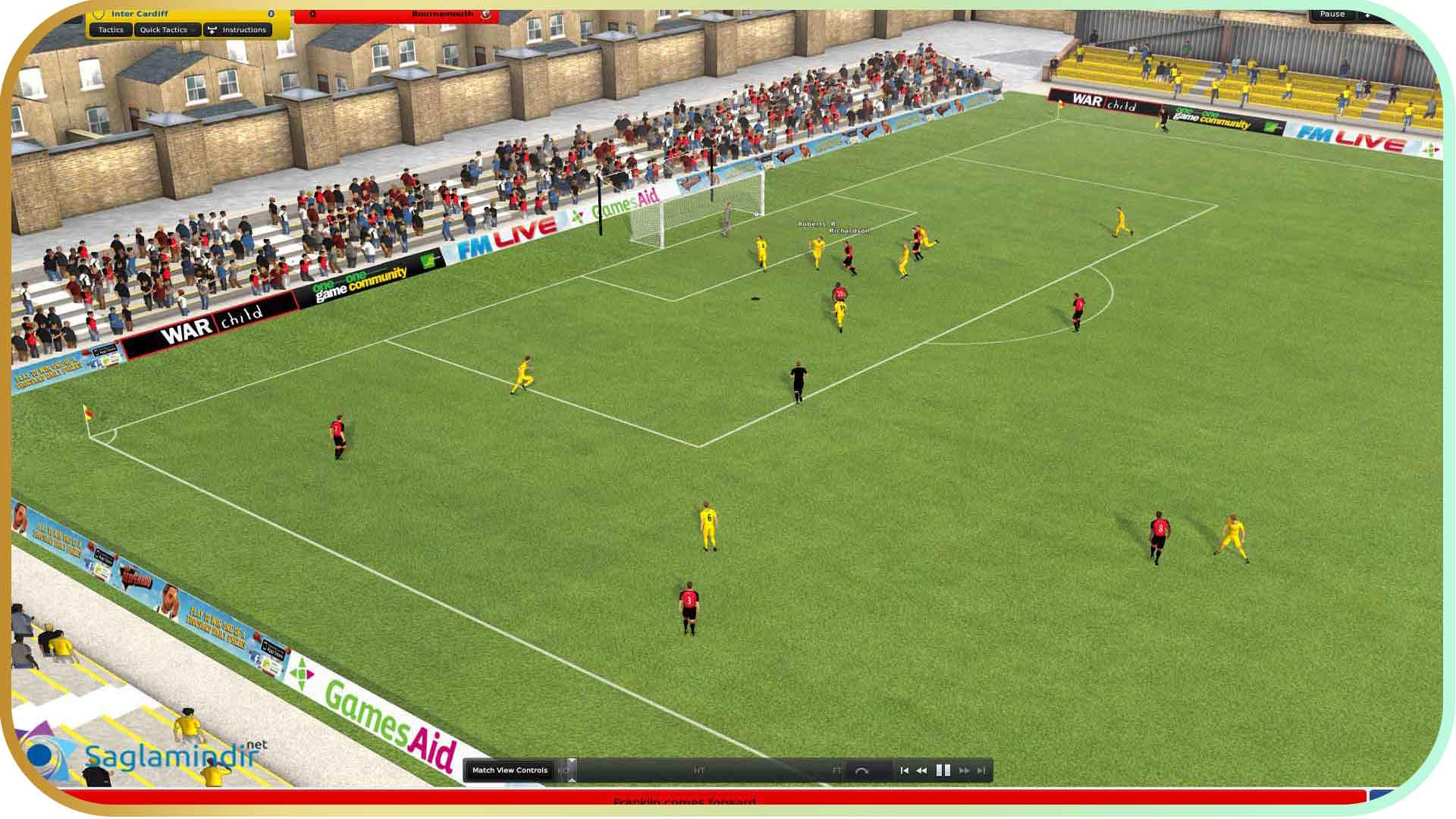 Football Manager 2010 full indir