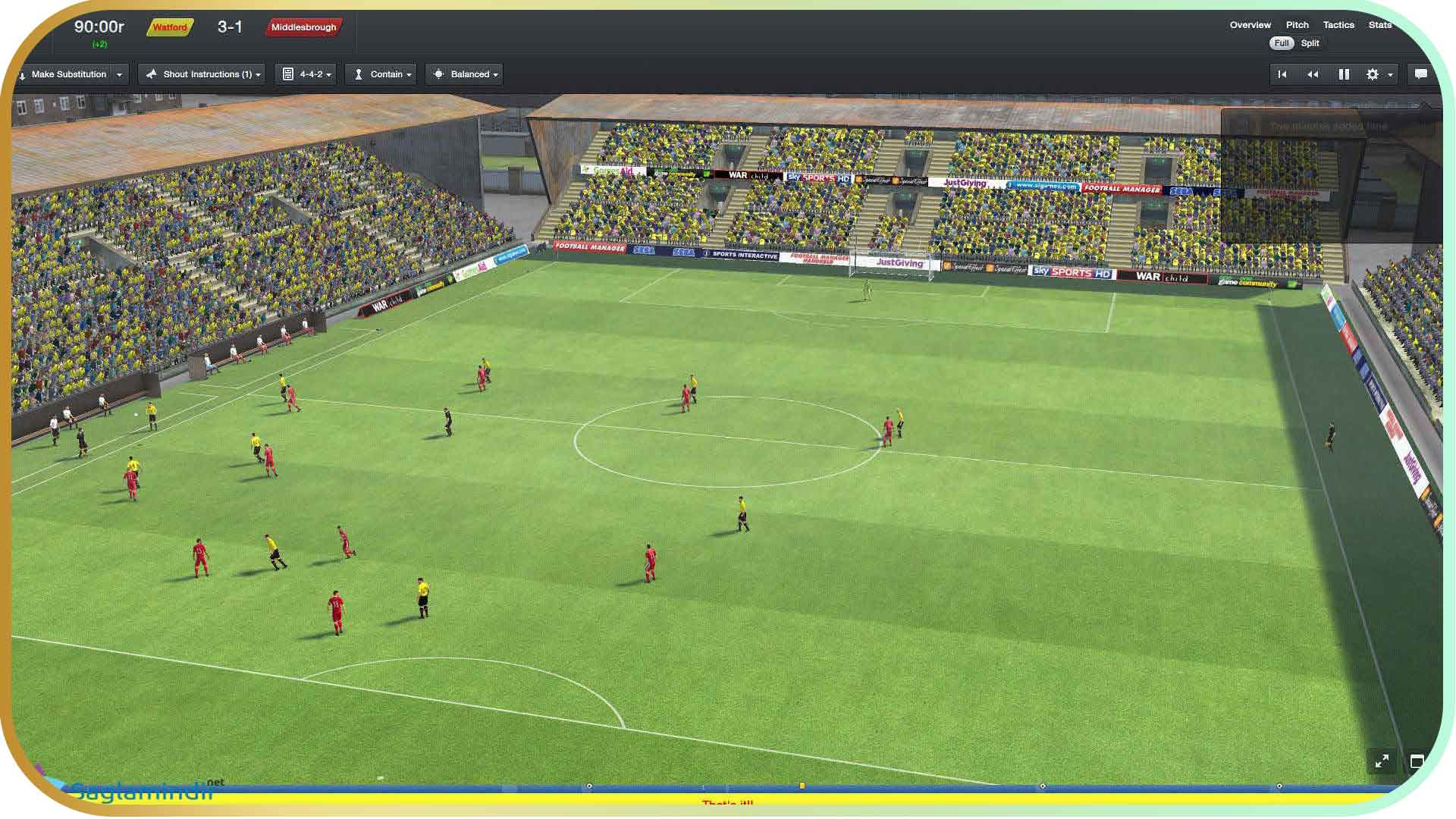 Football Manager 2010 torrent indir