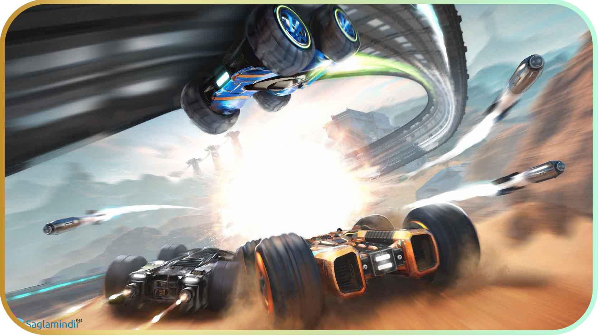 GRIP Combat Racing saglamindir