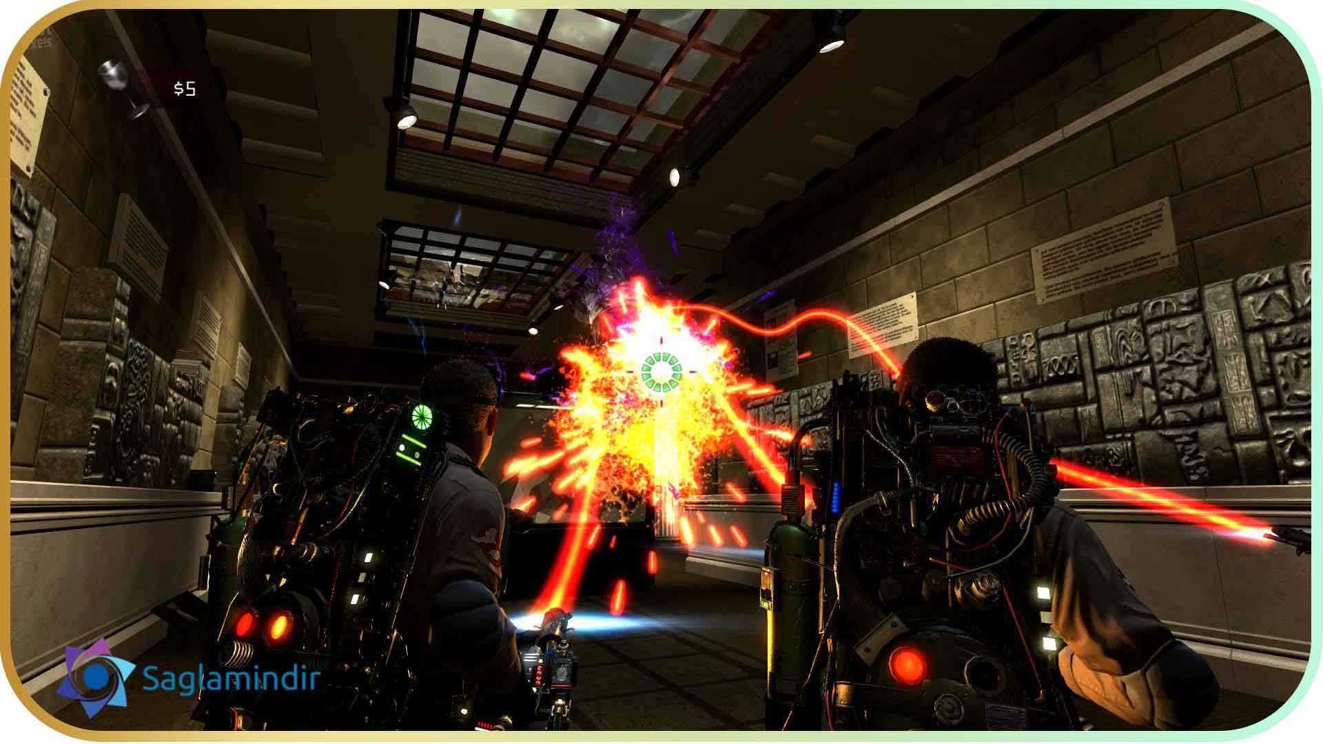 Ghostbusters The Video Game Remastered torrent indir