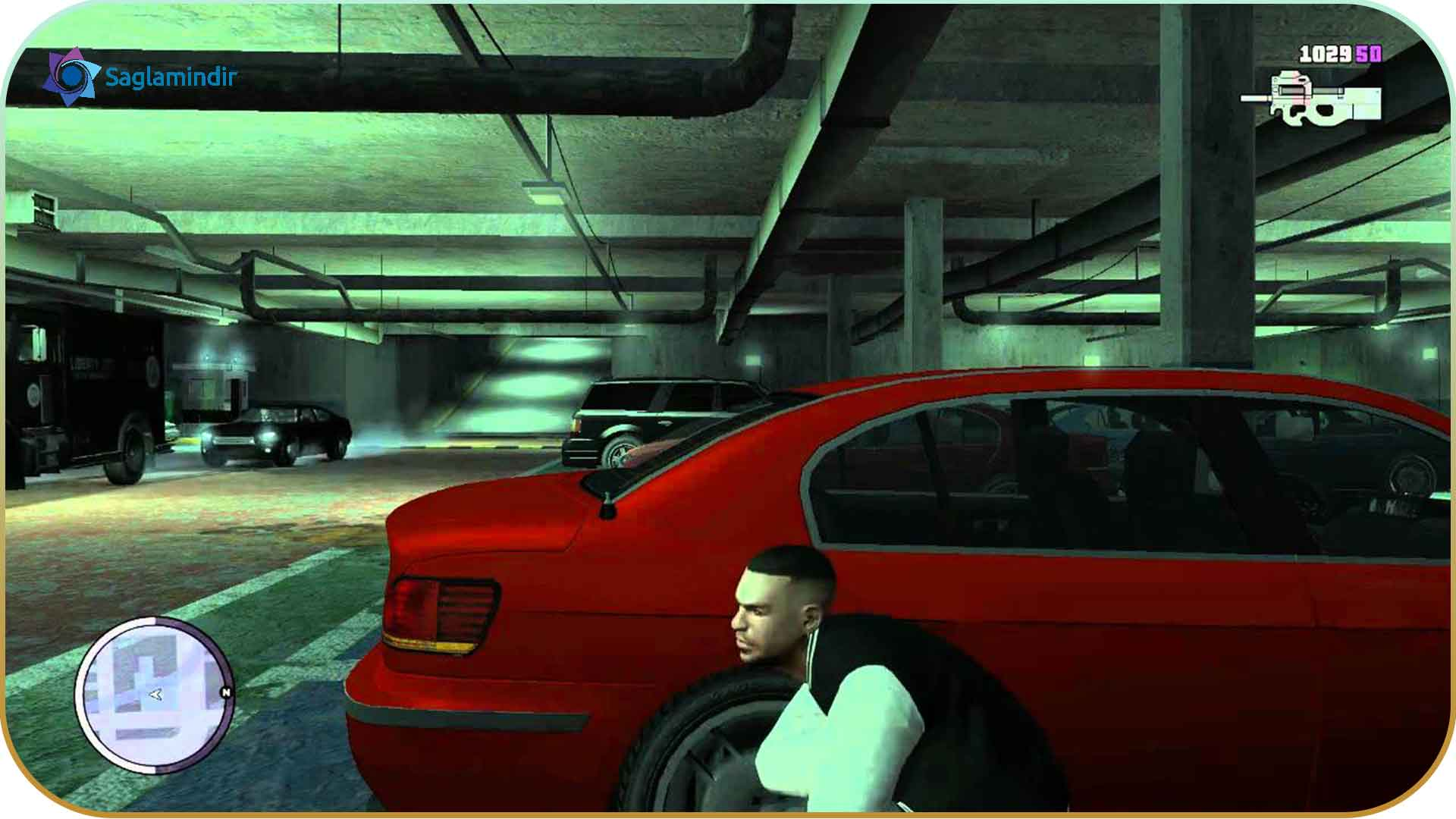 Grand Theft Auto Episodes From Liberty City full indir