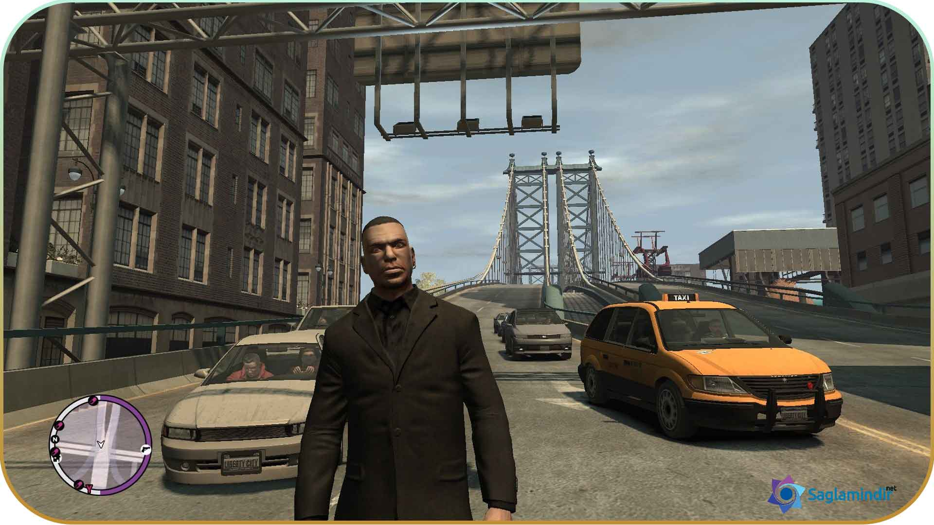 Grand Theft Auto Episodes From Liberty City saglamindir