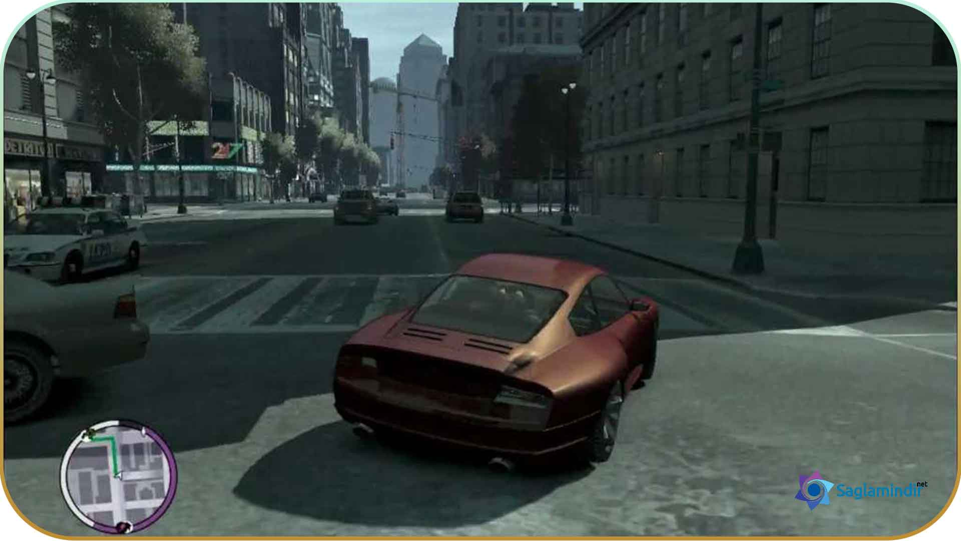 Grand Theft Auto Episodes From Liberty City torrent indir