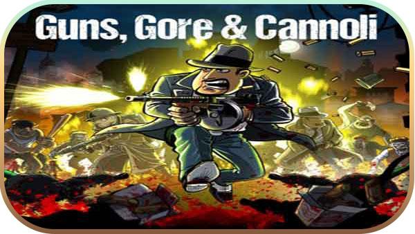 Guns, Gore & Cannoli indir