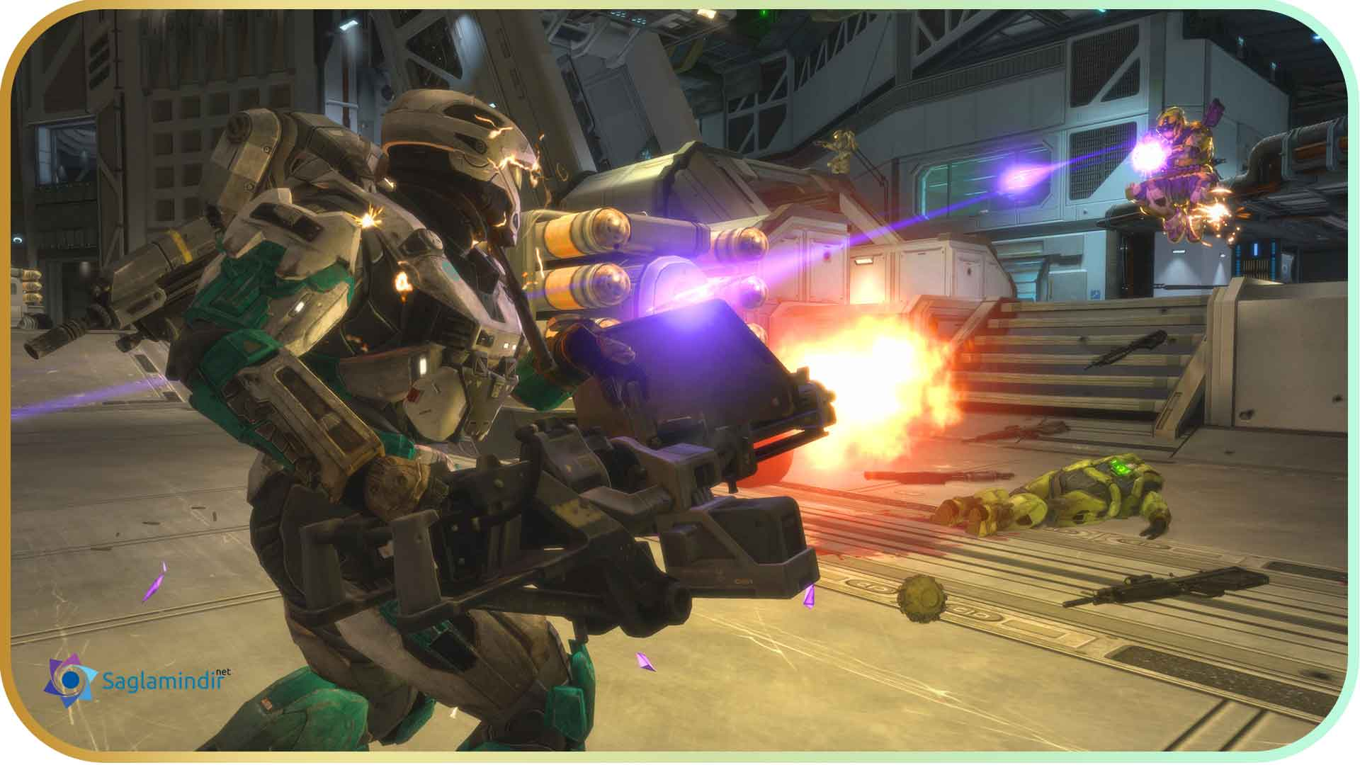 Halo The Master Chief Collection full indir
