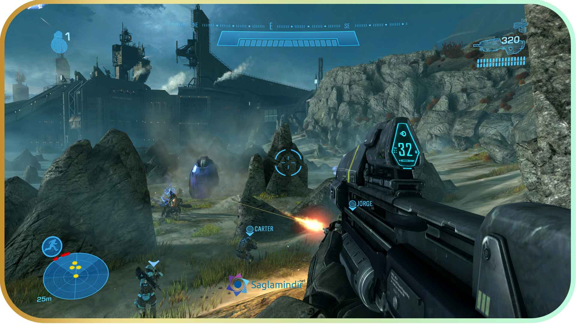 Halo The Master Chief Collection torrent indir