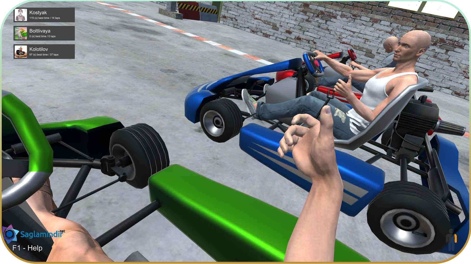 Hand Simulator saglamindir