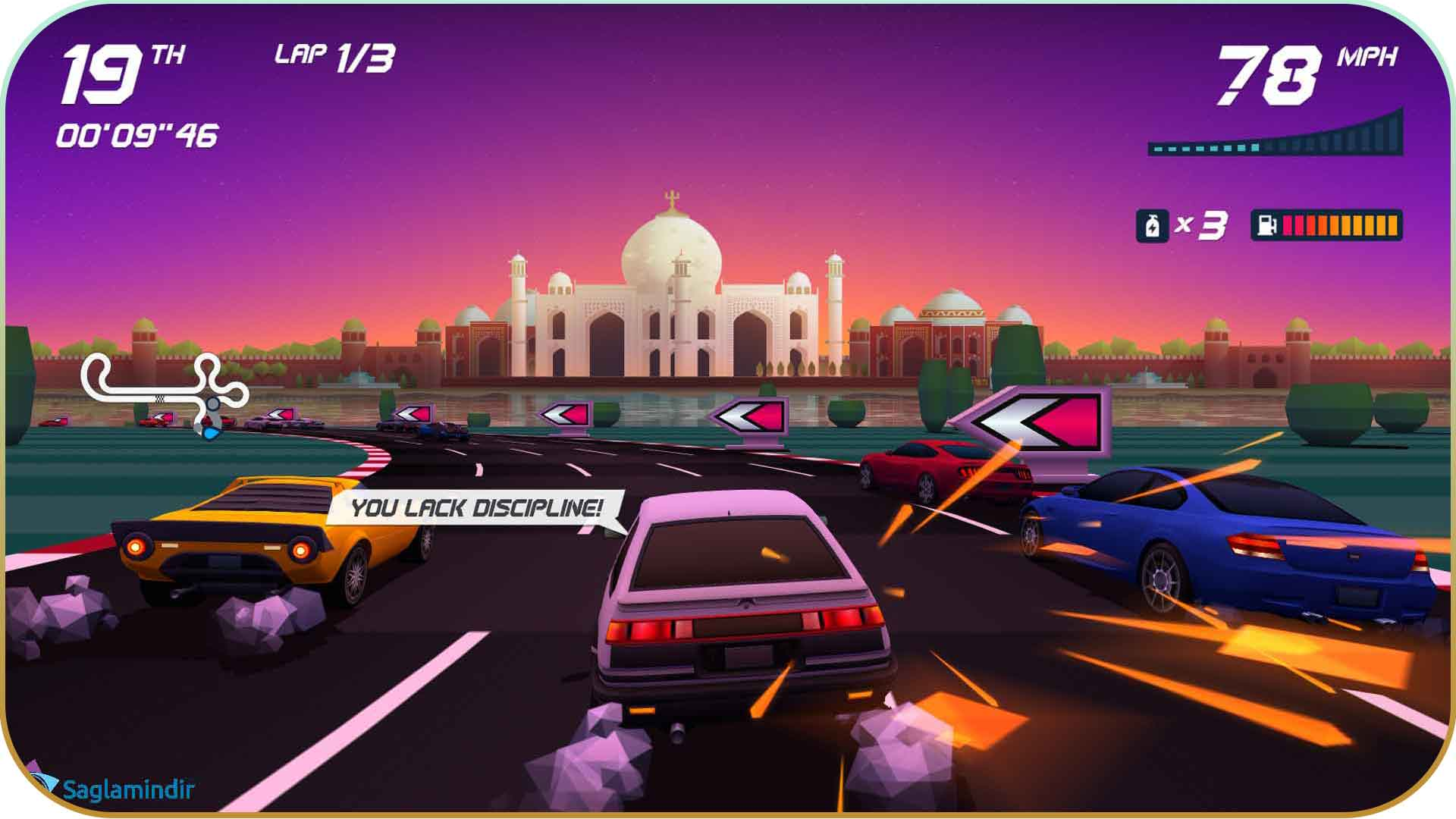 Horizon Chase Turbo full indir