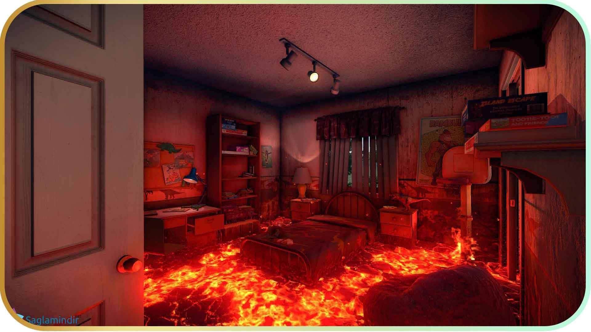 Hot Lava torrent indir