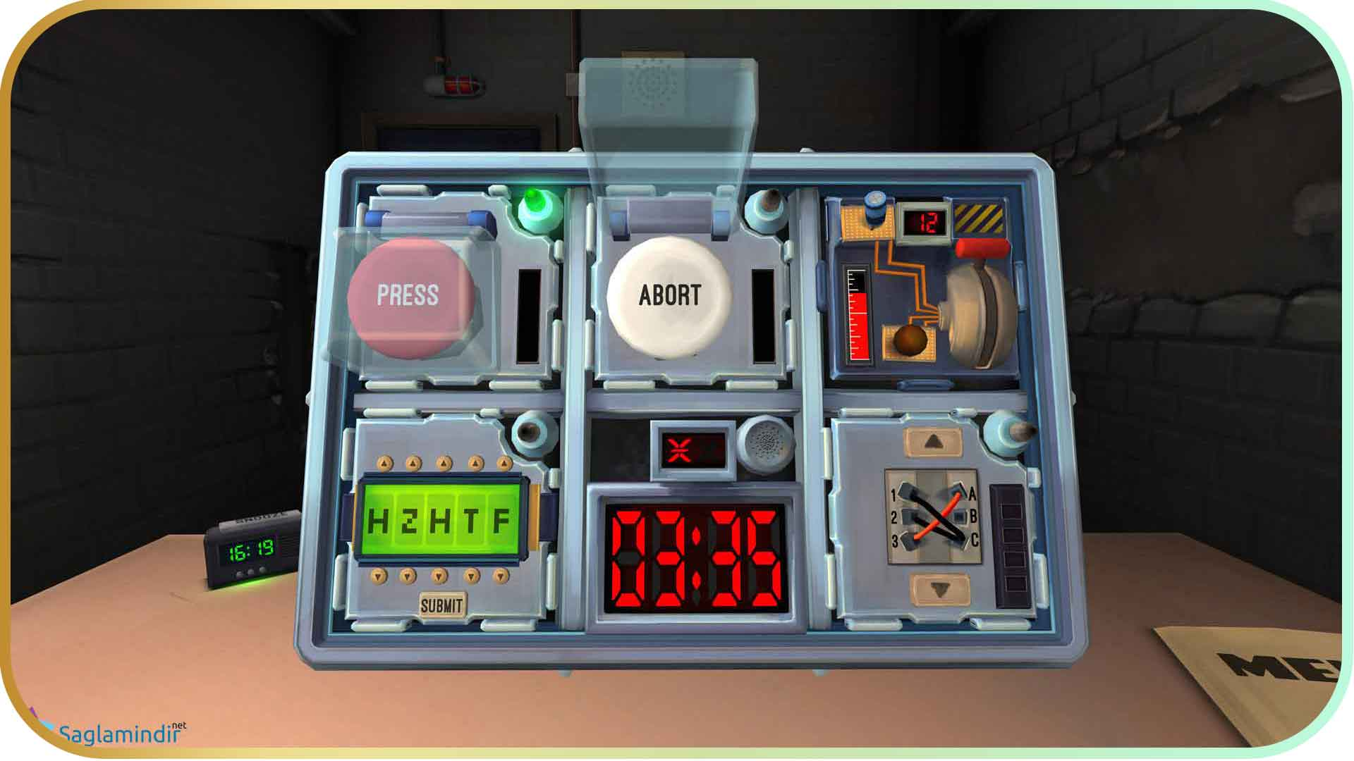 Keep Talking and Nobody Explodes torrent indir