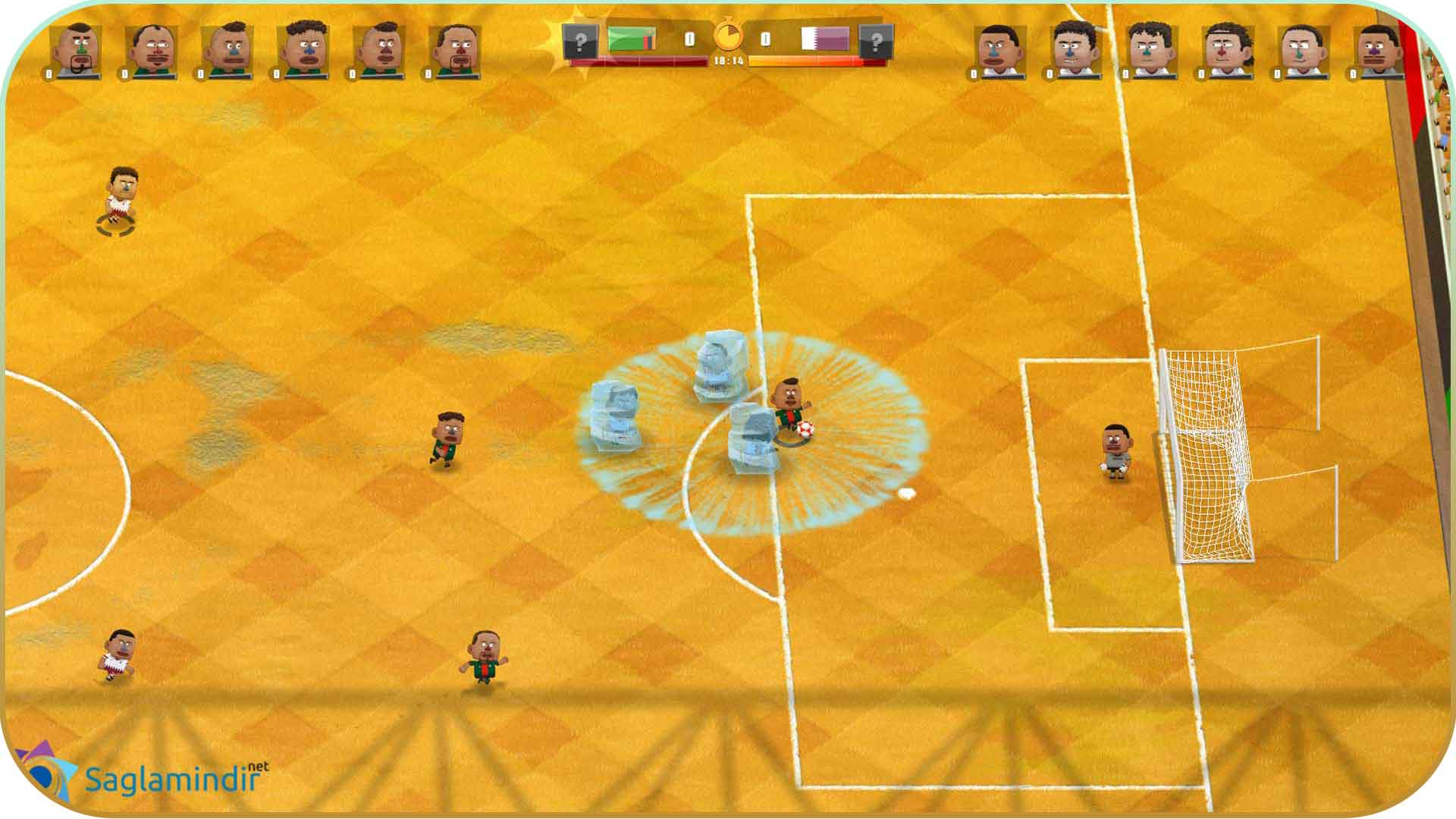 Kopanito All Stars Soccer torrent indir