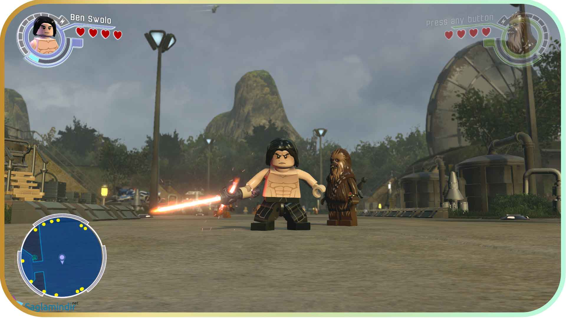 LEGO Star Wars The Force Awakens torrent indir