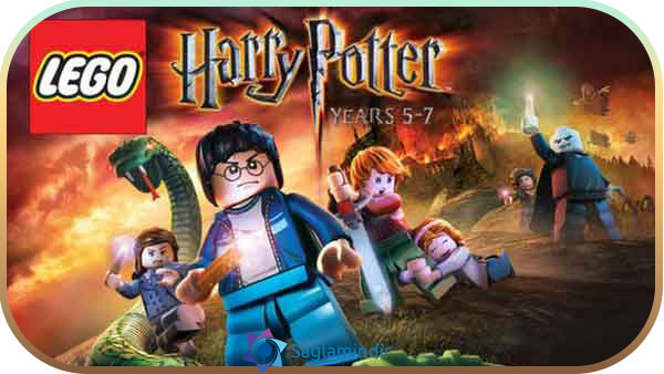 Lego Harry Potter indir