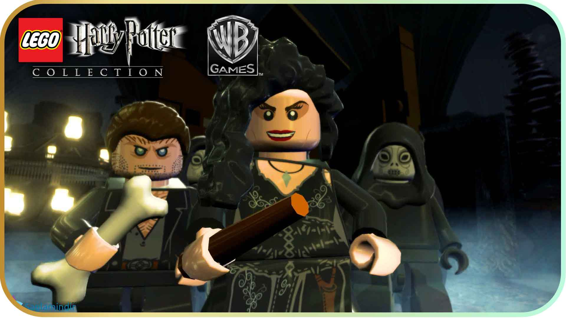 Lego Harry Potter saglamindir