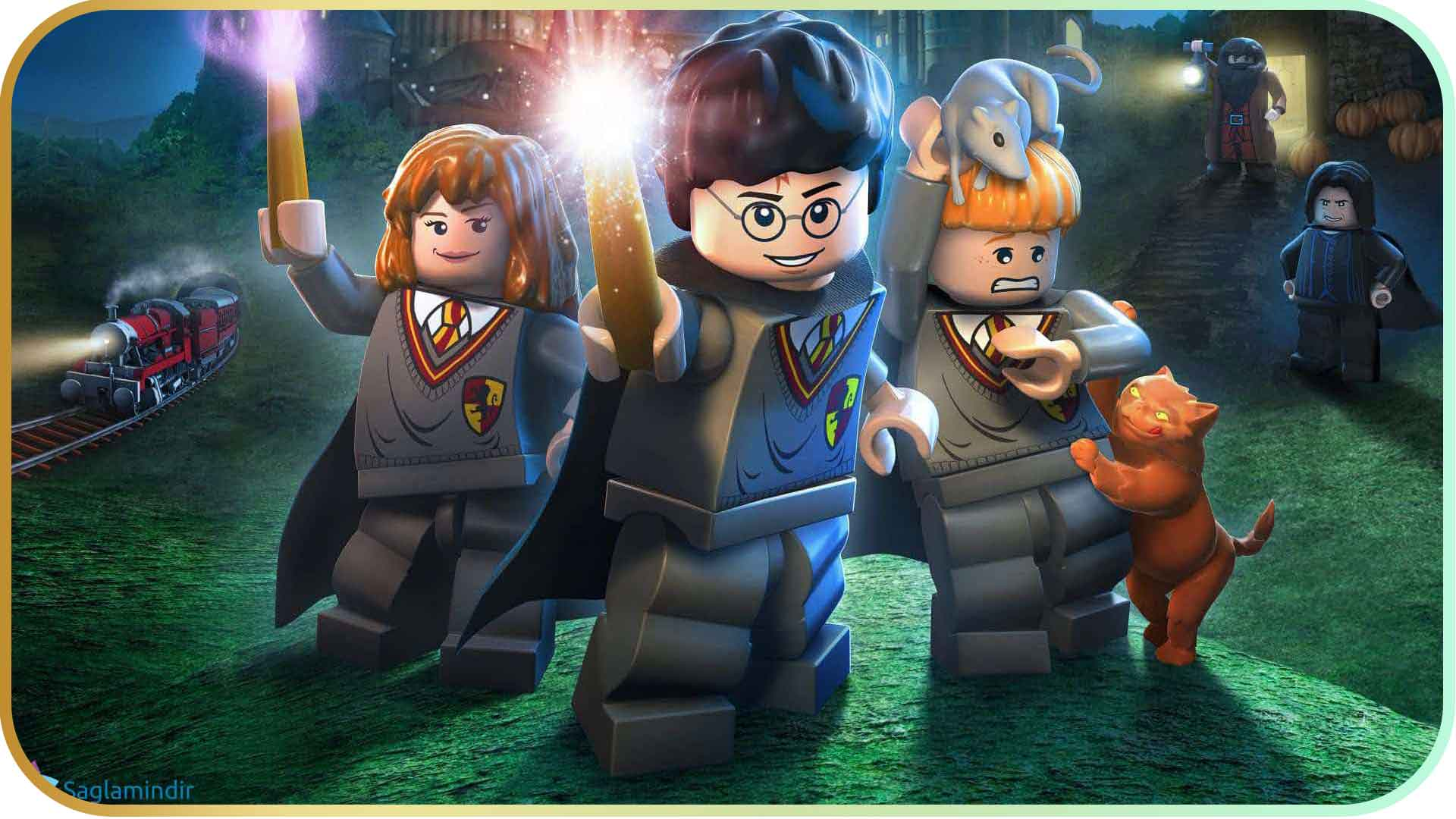 Lego Harry Potter torrent indir