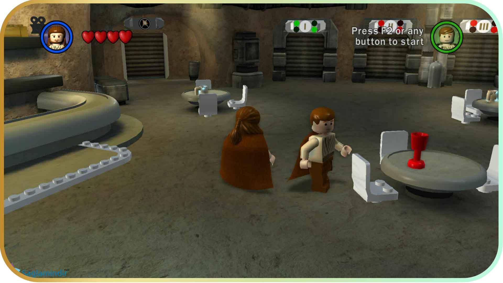 Lego Star Wars The Complete Saga full indir