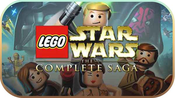 Lego-Star Wars The Complete Saga indir