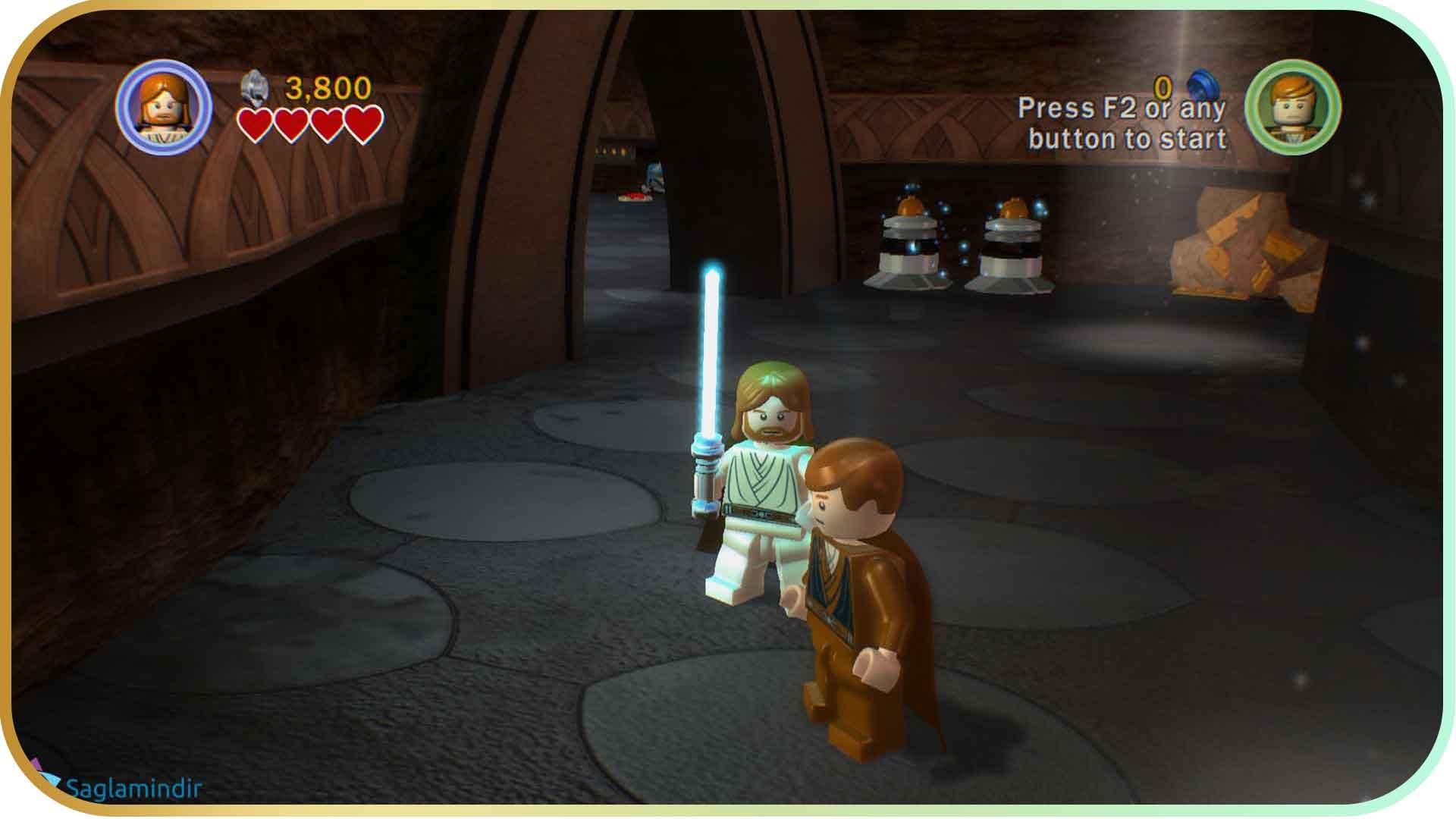 Lego-Star Wars-The Complete Saga torrent indir