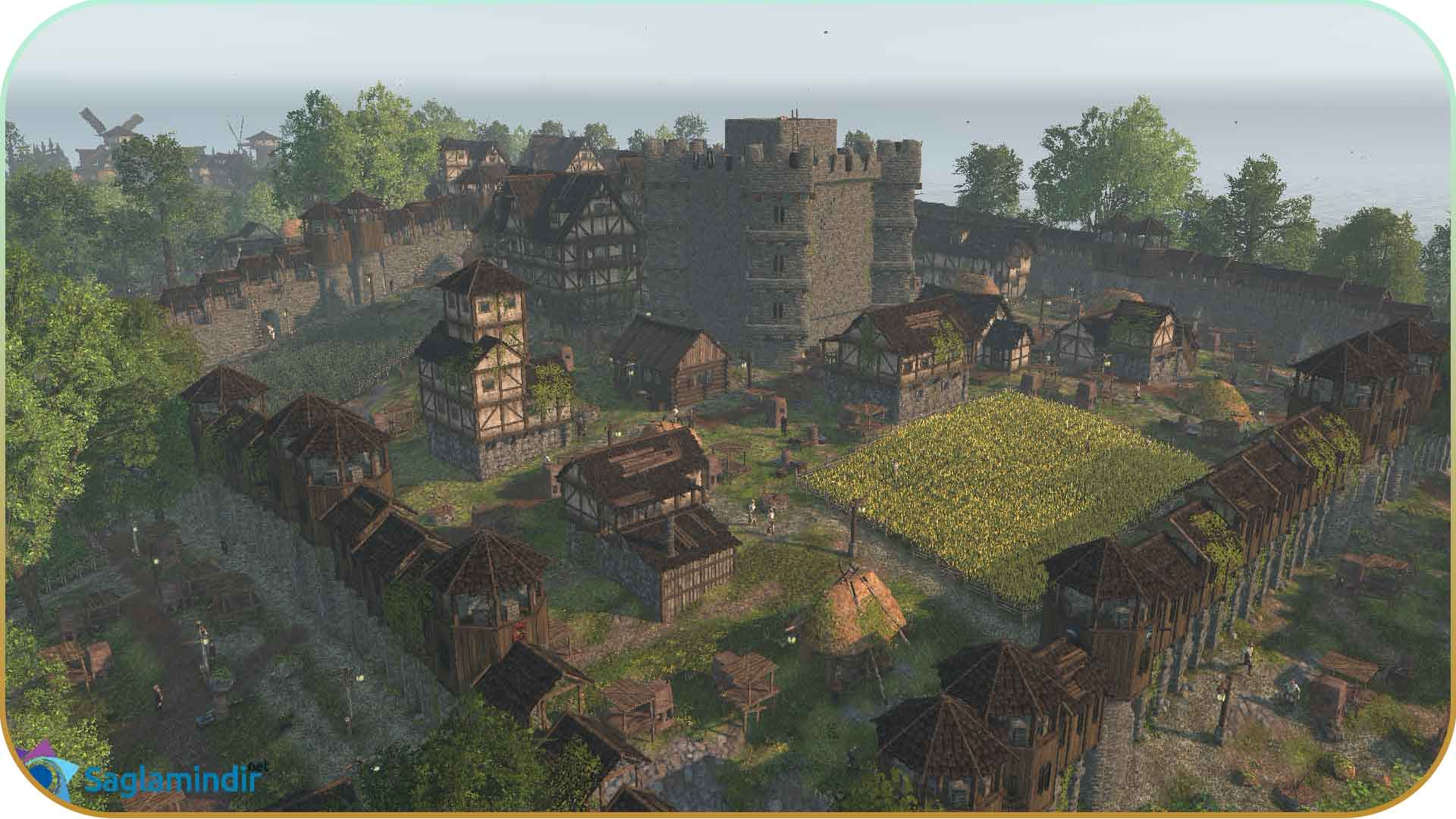 Life is Feudal Forest Village torrent indir