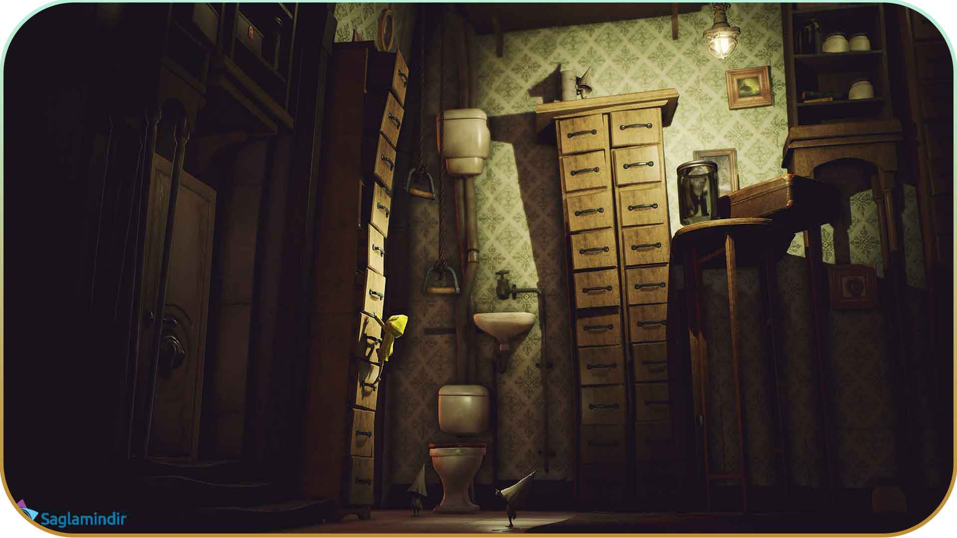 Little Nightmares full indir